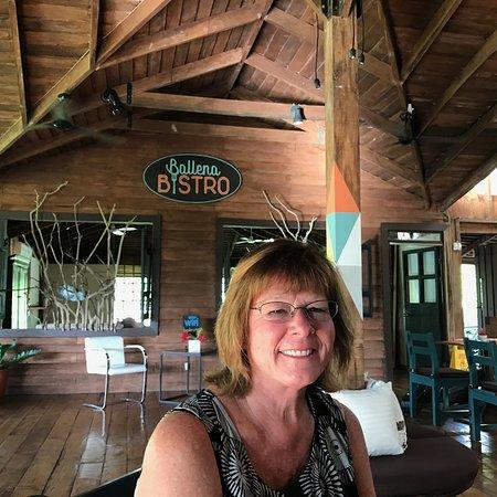 Ballena, كوستاريكا: Lunch at bistro ballena