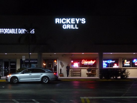 Rickey's Grill Pembroke Pines
