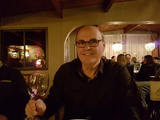 Bromont, Canada: belle soirée au Gourmet
