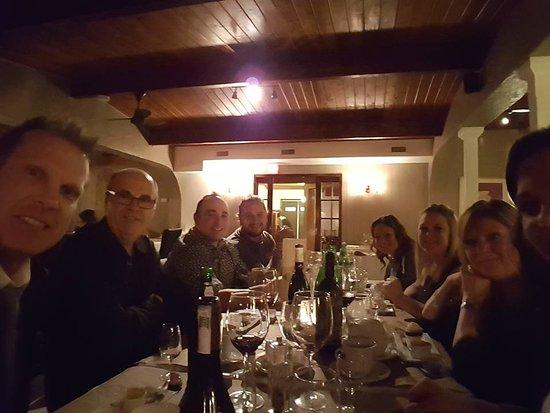 Bromont, Canadá: souper familial fort apprécié