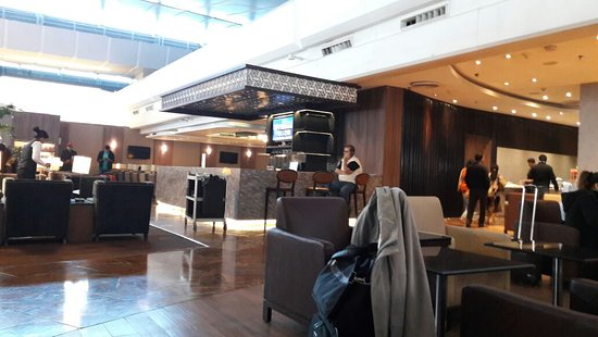 Plaza Premium Lounge (Terminal 3, Domestic Arrivals)