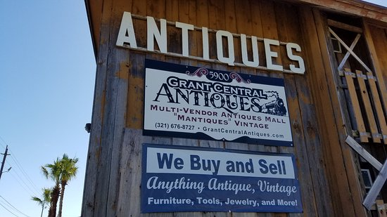 ‪Grant Antique Mall‬