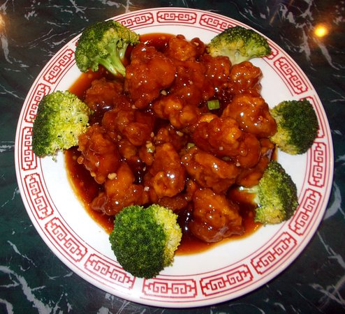 Orange, VA: General Tso's Chicken