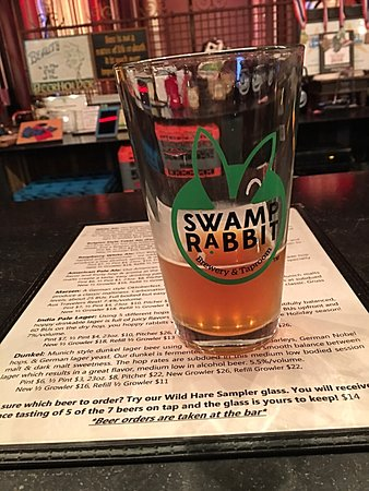 ‪Swamp Rabbit Brewery & Tap Room‬