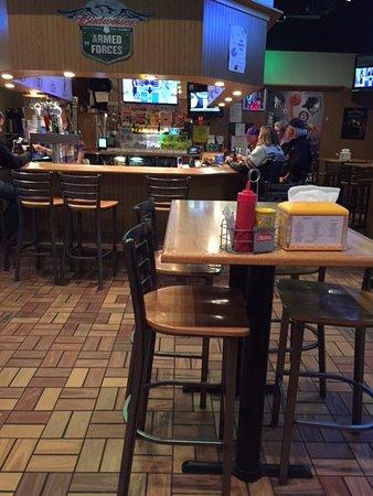 Jordan, MN: small bar