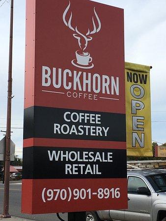 Montrose, CO: Buckhorn Coffee