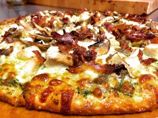 Ukiah, Californien: Isi's Pizza