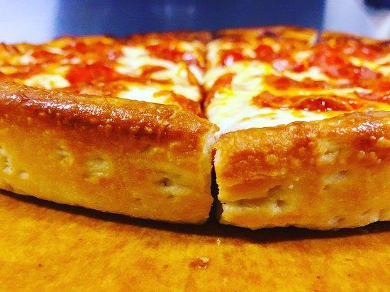 Ukiah, CA: Isi's Pizza