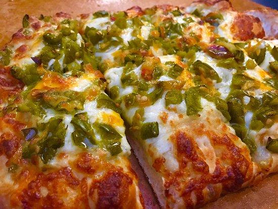 Ukiah, Califórnia: Isi's Pizza