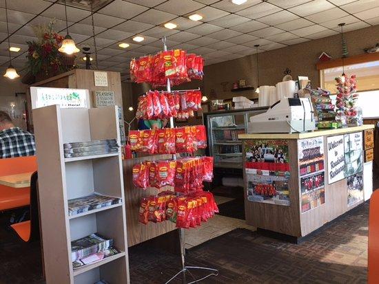 Aitkin, MN : cashier