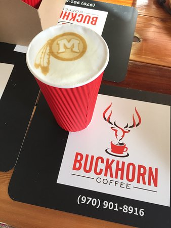 Montrose, CO: Buckhorn Coffee