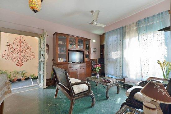 Chhoti Haveli: Living room