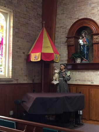 Mesilla, Nouveau-Mexique : Pope's Umbrella