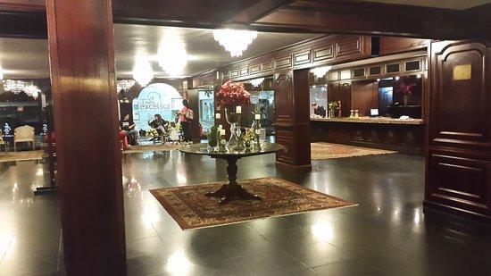 Hotel Excelsior Asuncion: Otra vista del lobby