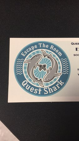 ‪Quest Shark Adventures‬