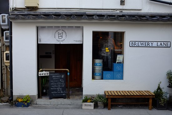Matsumoto Brewery Tap Room