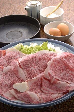 Kanekichi: すき焼き