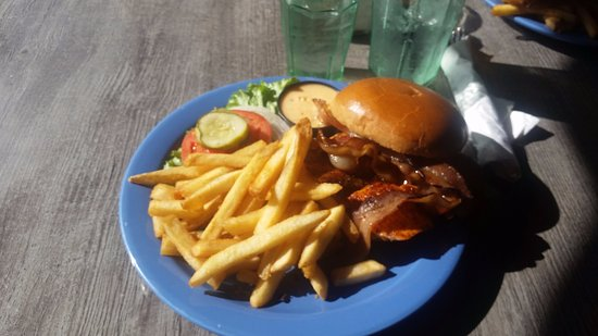 Milagros Food Co: Salmon BLT