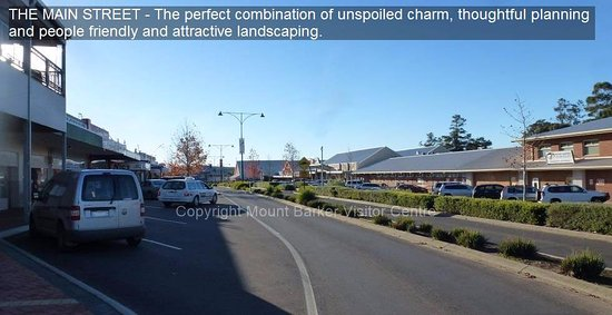 MOUNT BARKER - Our Main Street