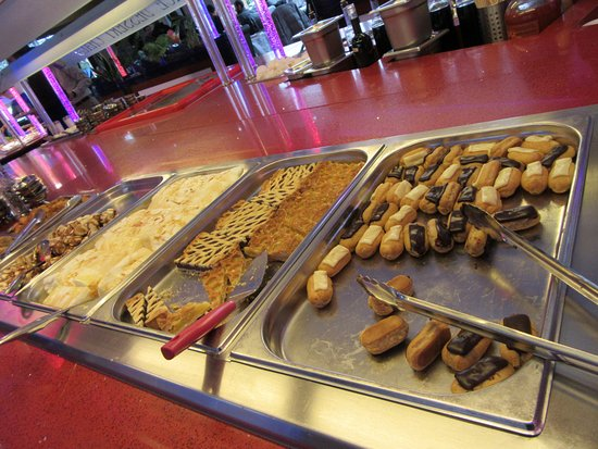 Velizy-Villacoublay, Frankrike: desserts