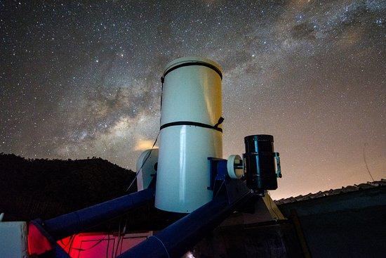 Saint-Louis, Réunion: découvrez les nébuleuses et galaxies au travers des télescopes