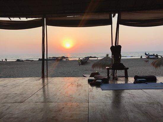Patnem, Indien: Ocean sala
