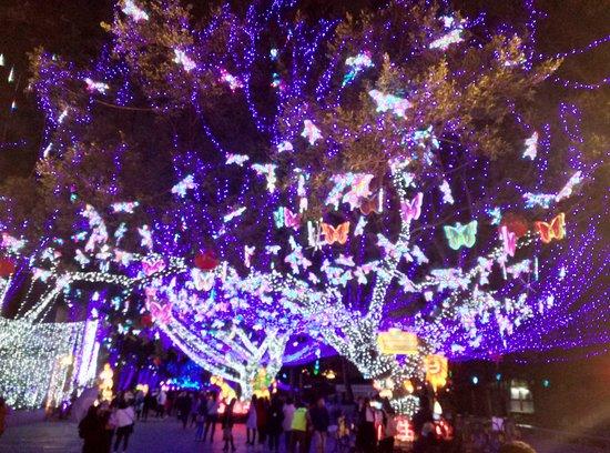 Huizhou, Chine : Illumination