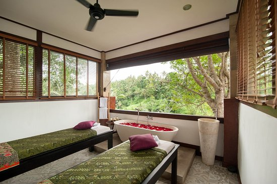 Beji Ubud Resort: Spa