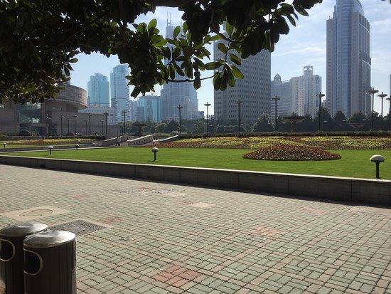 People's Square (Renmin Guang Chang): Det är en skön plats att vandra på. På våren och sommaren är det bästa tiden fungerar bra året o