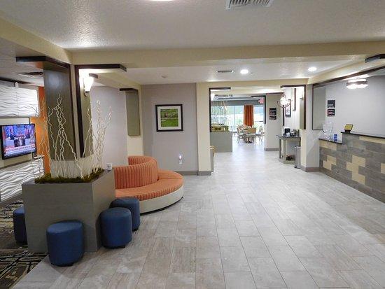 Waldo, FL: Lobby