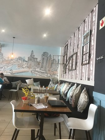 Alberton, South Africa: Cafe Chicago