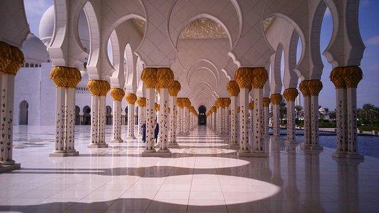 جامع الشيخ زايد الكبير صورة فوتوغرافية
