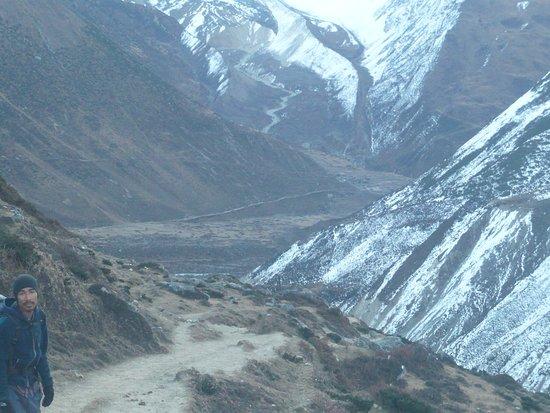 Kathmandu Valley, Nepal: Larkhe