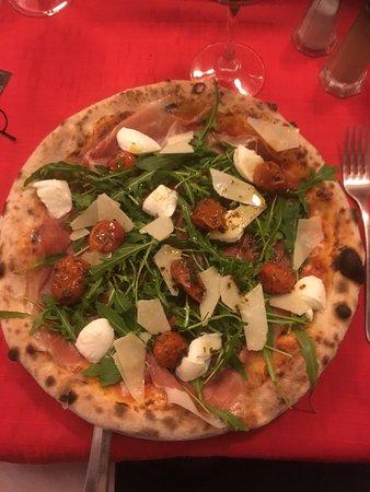 Pizza France Orry La Ville