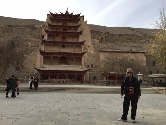 Dunhuang, China: Mogao Grottoes