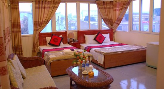 Hanoi Rose Hotel: Family Room