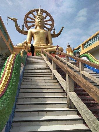 บ่อผุด, ไทย: Big Buddha