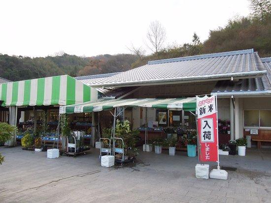 Sanuki, Japan: 地域物産を販売している