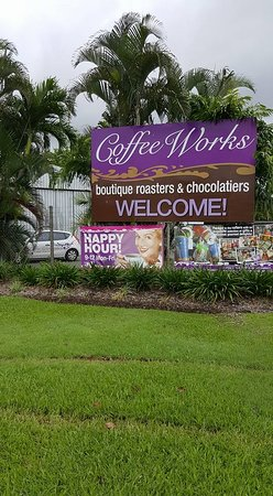 Mareeba, Australien: Coffee Works
