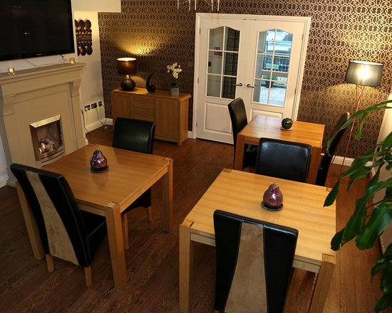 Gretna, UK: Bojangles Guesthouse - Dining area