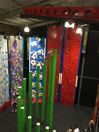 Richmond, Австралия: Clip n Climb Melbourne