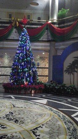 Haikou, Chiny: в холле отеля