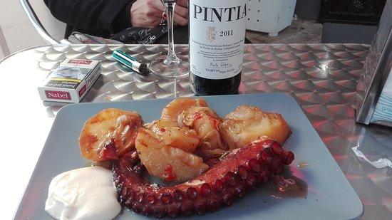 Cehegin, Hiszpania: Bar Mesoncico