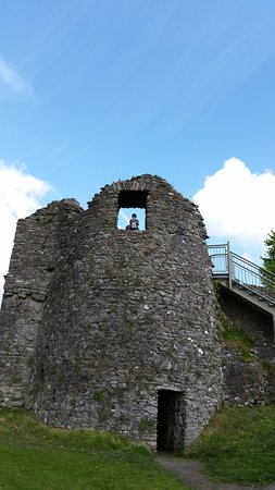 Kendal, UK: Tower
