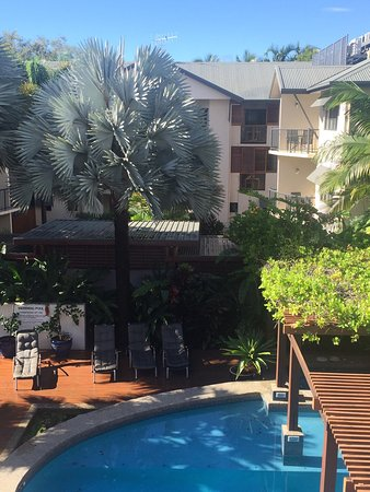 Freestyle Resort Port Douglas: Beautiful,clean tidy and you didn't want for anything they were the best hosts, lovely warm pool