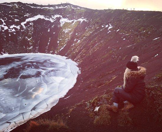 Selfoss, Islandia: Kerid Crater