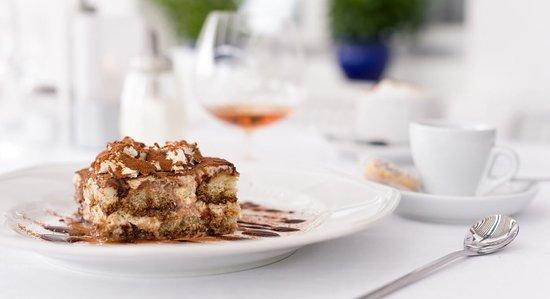 Bensheim, Jerman: Dessert: Tiramisu