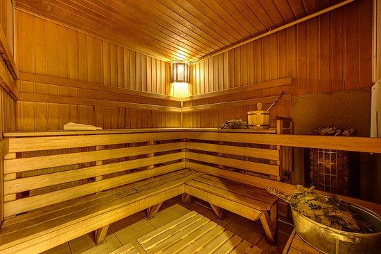 Sauna Lyogkiy Par