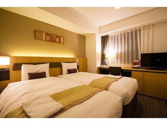 Hotel Sunroute Asakusa: 【エコノミーツインルーム】