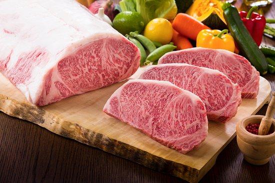 Посталь, Италия: Japanese Wagyu Beef